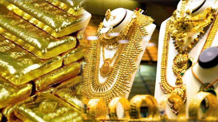 भारत में कोरोना से प्रभावित हुई सोने की खरीद