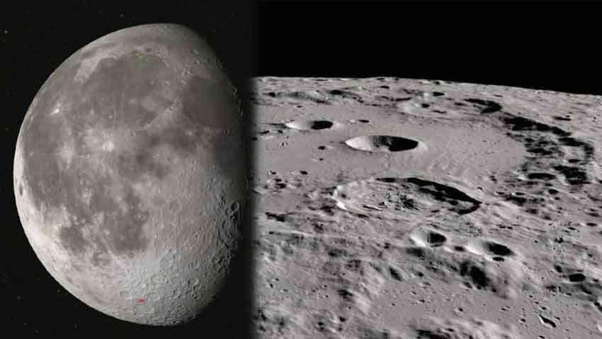 खुशखबरी: नासा को चंद्र पर मिला पानी, इंसानी बस्तियां बसाने की उम्मीदें हुईं मजबूत