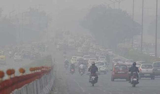 वायु गुणवत्ता पर एनसीआर में आयोग बनेगा