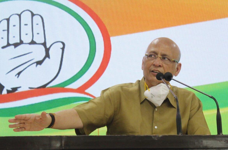 कांग्रेस ने गुजरात के विधायकों पर पैसे लेकर पार्टी छोड़ने का लगाया आरोप