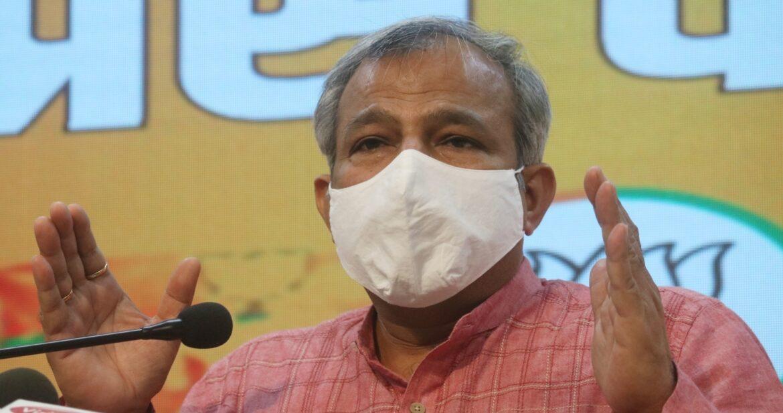 बीजेपी ने दिल्ली में 95 प्रतिशत प्रदूषण के लिए केजरीवाल सरकार को ठहराया जिम्मेदार
