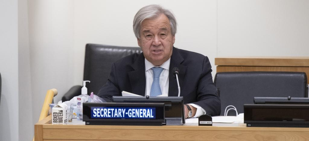 संयुक्त राष्ट्र प्रमुख ने अफगान प्रांतीय पुलिस मुख्यालय पर हमले की निंदा की