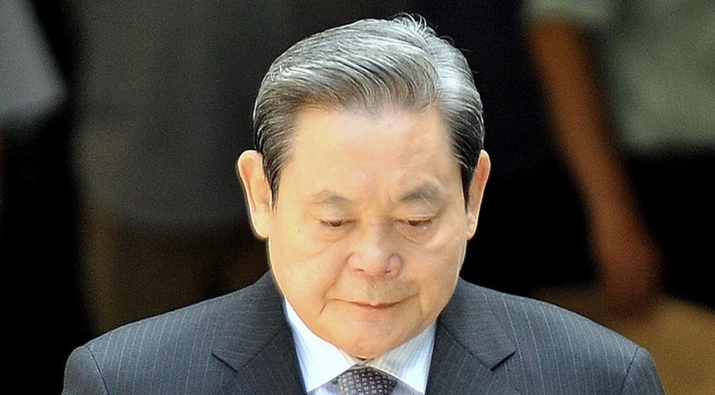द. कोरिया को तकनीकी पॉवरहाउस बनाने वाले सैमसंग के प्रमुख ली का निधन