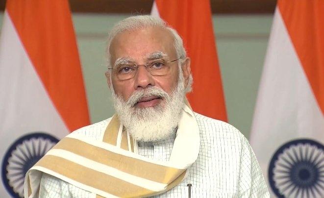 प्रधानमंत्री मोदी ने गुजरात में 3 अहम परियोजनाओं का किया उद्घाटन