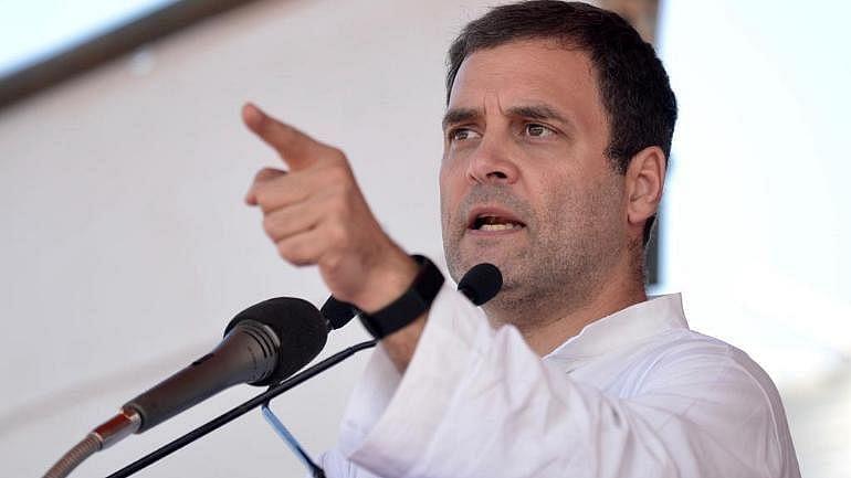 कांग्रेस की सरकार होती तो चीन को 15 मिनट में बाहर कर देते: राहुल गांधी