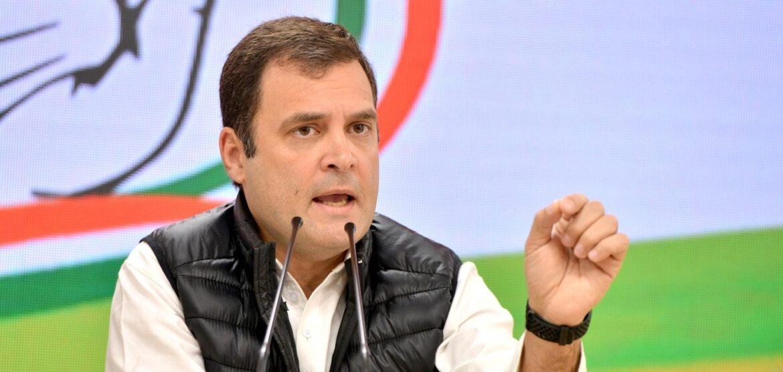 बिहार के लोगों ने बदलाव का मन बना लिया है : राहुल गांधी