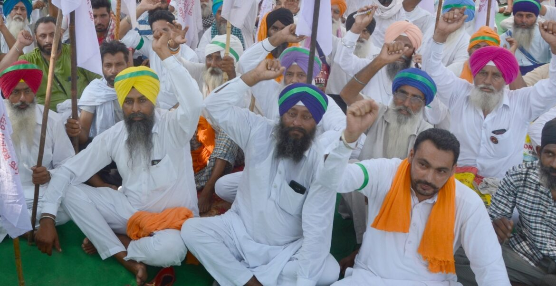 पंजाब के किसानों ने स्वीकार किया केंद्र से बातचीत का आमंत्रण
