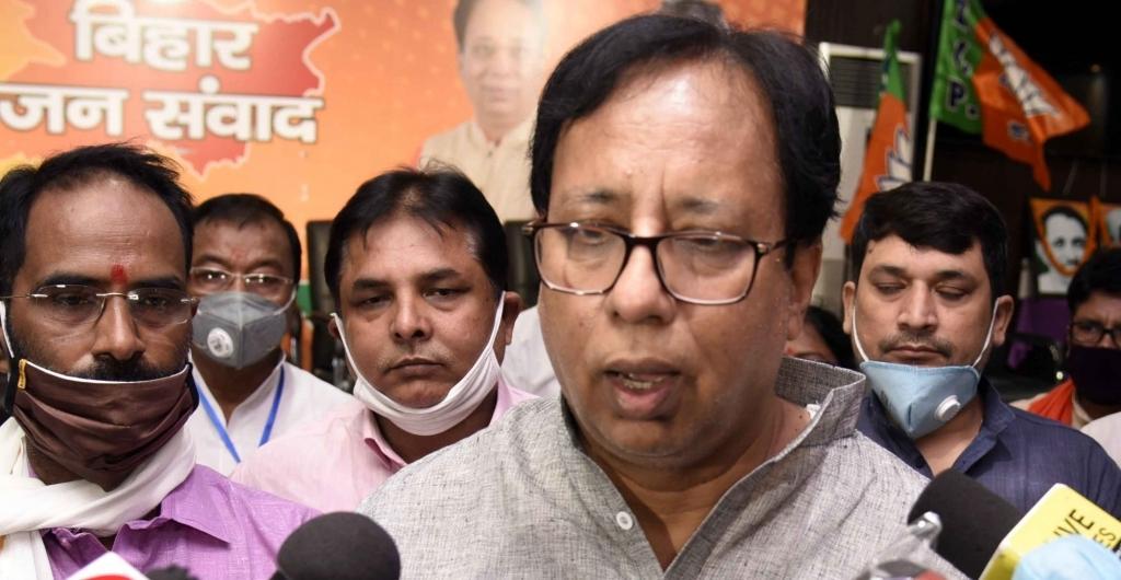 बिहार में नीतीश का नेतृत्व जिन्हें स्वीकार, वही रहेंगे राजग का हिस्सा : संजय जायसवाल