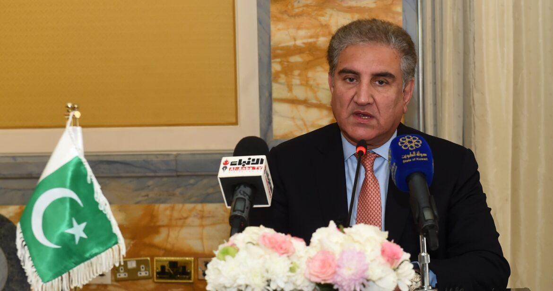 कुछ ताकतें पाकिस्तान को अस्थिर करना चाहती हैं : कुरैशी
