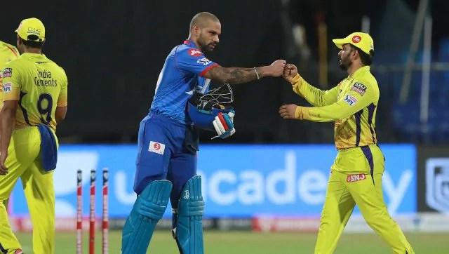 पहले आईपीएल शतक से जीत में योगदान देकर खुश हूं : धवन