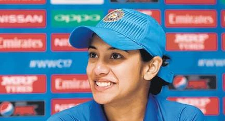 आईसीसी महिला वनडे रैंकिंग : मंधाना चौथे पर खिसकी, मिताली 10वें पर कायम