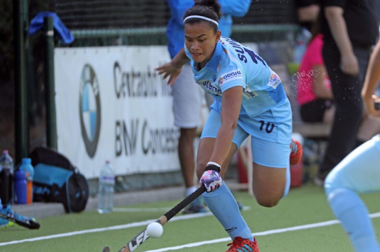 सीनियर हॉकी टीम में जगह बनाना लक्ष्य : सुमन देवी