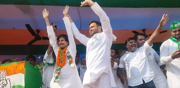 बिहार में भ्रष्टाचार की सरकार, इस बार युवा को मौका दें : तेजस्वी