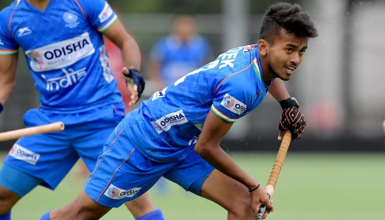 भारत को ओलंपिक पदक जिताने में योगदान देना मेरा सपना : प्रसाद