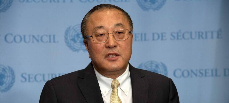 चीनी प्रतिनिधि ने बहुपक्षवाद का समर्थन देने की अपील की