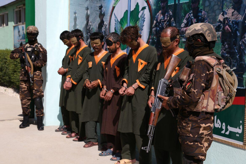 तालिबान ने की बचे कैदियों की रिहाई की मांग