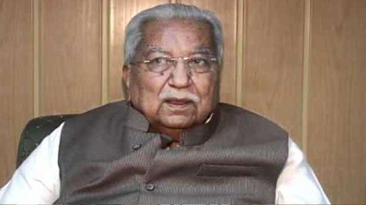 गुजरात: पूर्व CM केशुभाई पटेल का निधन