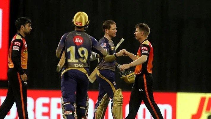 आईपीएल-13 : कोलकाता ने सुपर ओवर में हैदराबाद को हराया