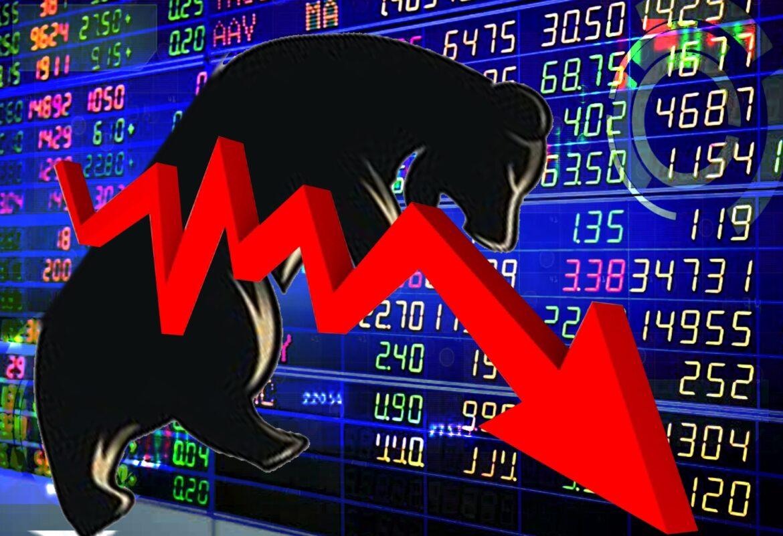 कमजोर वैश्विक संकेतों से टूटा घरेलू शेयर बाजार, सेंसेक्स 100 अंक फिसला