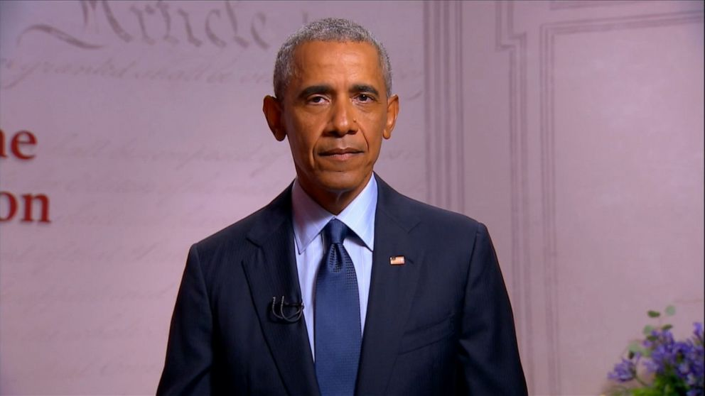 ट्रंप के 'फर्जी' दावों का बचाव कर रहे रिपब्लिकन नेता: ओबामा