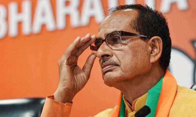 सिंधिया के बाद शिवराज की फिसली जुबान, खुद को बताया पूर्व CM