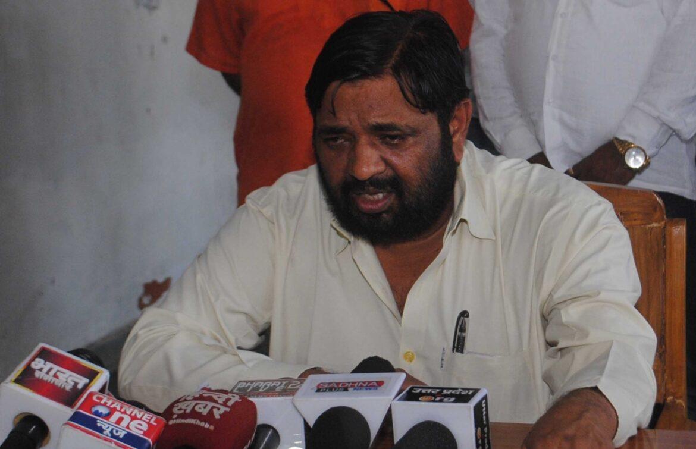 भाजपा सांसद ने बेटा खोने के बाद 'शराब को ना' अभियान शुरू किया