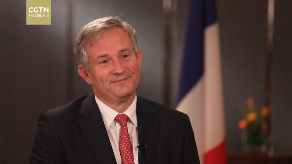 तीसरे सीआईआईई में भाग लेने वाली फ्रांसीसी कंपनियों की संख्या बढ़ी