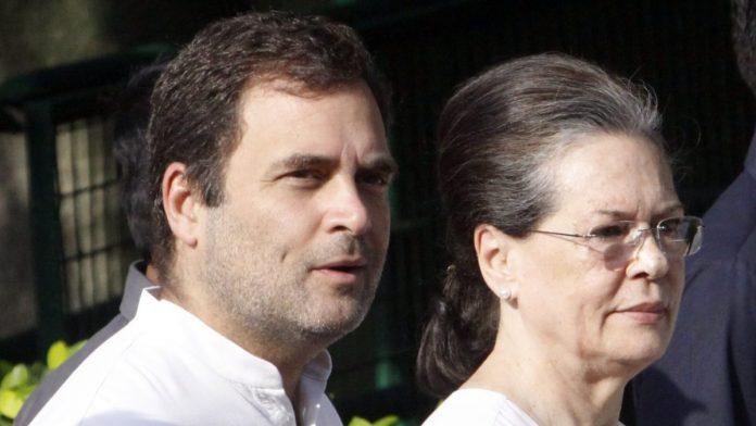 दिल्ली में प्रदूषण से बचने के लिए सोनिया गांधी राहुल के साथ गोवा पहुंची