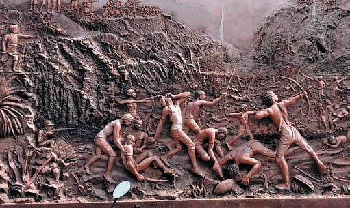 आजादी की आदिवासी बलिदान की गाथा