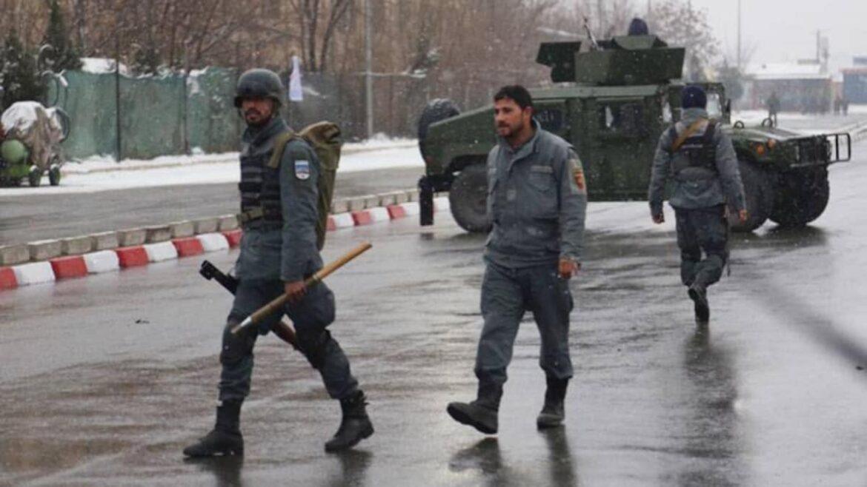 काबुल: यूनिवर्सिटी के पास आतंकी हमला, सुरक्षा बलों ने पूरे इलाके को घेरा