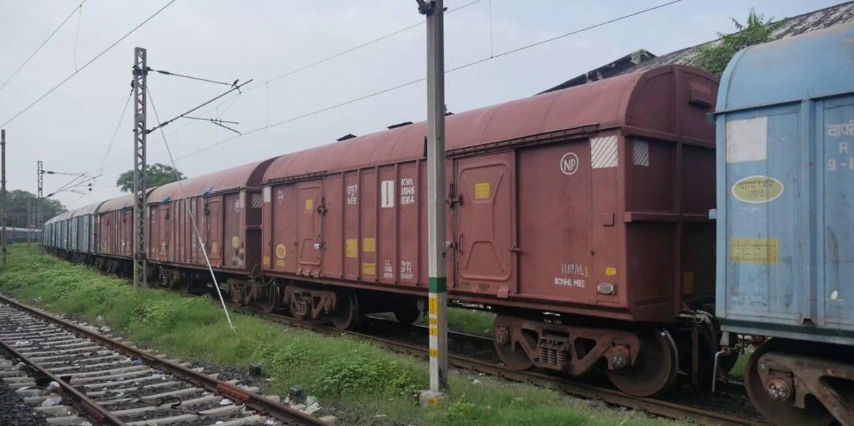 रेलवे की माल ढुलाई, कमाई अक्टूबर 2019 के मुकाबले ज्यादा