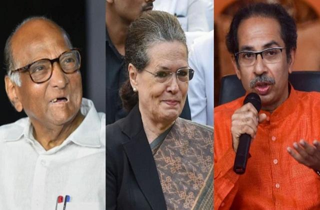 कांग्रेस नेता का सोनिया गांधी को पत्र, कहा- NCP- शिवसेना दीमक की तरह हमारे पार्टी को कर रहे कमजोर