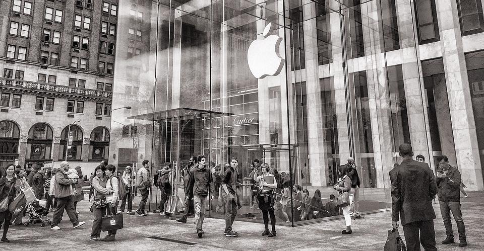 एप्पल ने कोविड के दौरान प्राइवेट पार्टियों को प्रमोट करने वाला ऐप हटाया