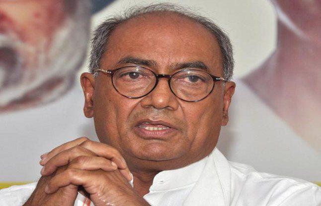 राम मंदिर का चंदा उगाने के लिए जुलूस निकाले जा सकते हैं तो विस-संसद की बैठकें क्यों नहीं: दिग्विजय