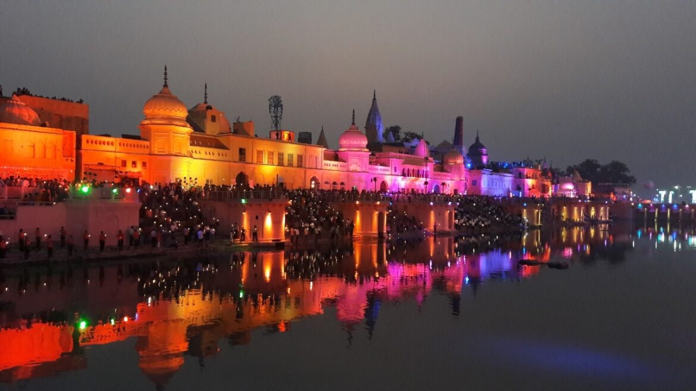 अयोध्या में सरयू नदी पर 'रामायण क्रूज सेवा' जल्द