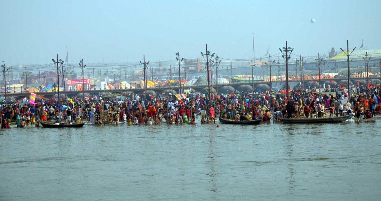 अखाड़ा परिषद चाहता है हरिद्वार कुंभ मेले का भव्य आयोजन