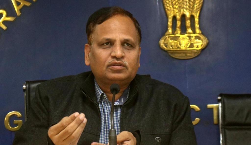 नया स्ट्रेन संक्रमित लोगों के संपर्क में आया कोई भी पॉजिटिव नहीं : दिल्ली सरकार