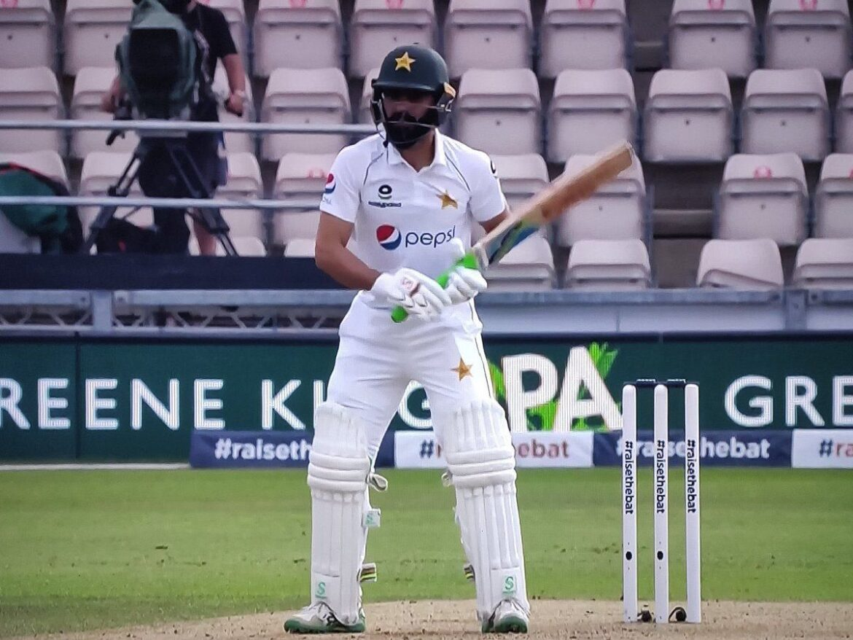 11 साल बाद पाकिस्तानी क्रिकेटर फवाद आलम ने टेस्ट में ठोका शतक
