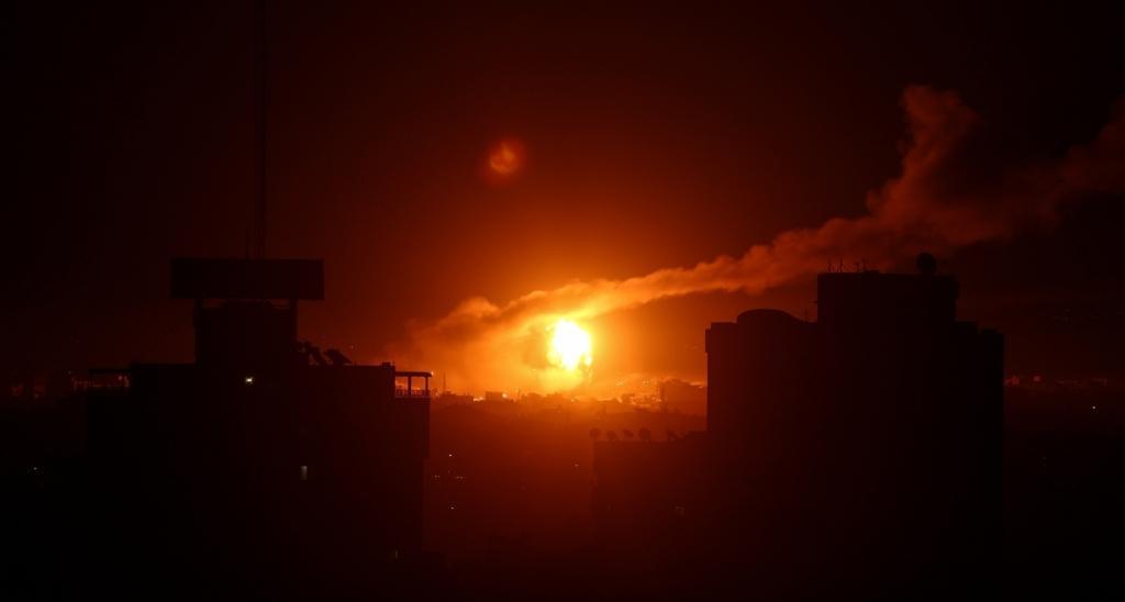 गाजा से दागा गया रॉकेट निशाना बनाने में नाकाम रहा : इजरायल