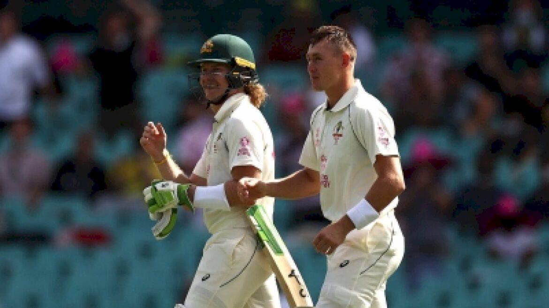 सिडनी टेस्टः बारिश ने डाला मैच में खलल, ऑस्ट्रेलिया ने बनाए 166 रन