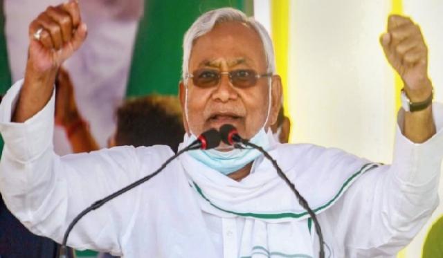 CM नीतीश ने दी नववर्ष की बधाई, कहा- आने वाले वर्ष में बिहार अन्तर्राष्ट्रीय स्तर पर बनाएगा पहचान
