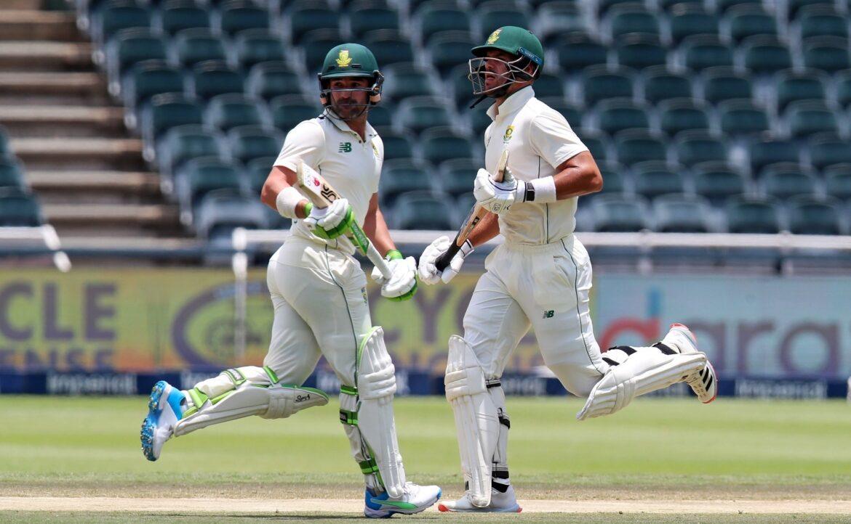 जोहान्सबर्ग टेस्ट : द. अफ्रीका ने श्रीलंका को 10 विकेट से हराया