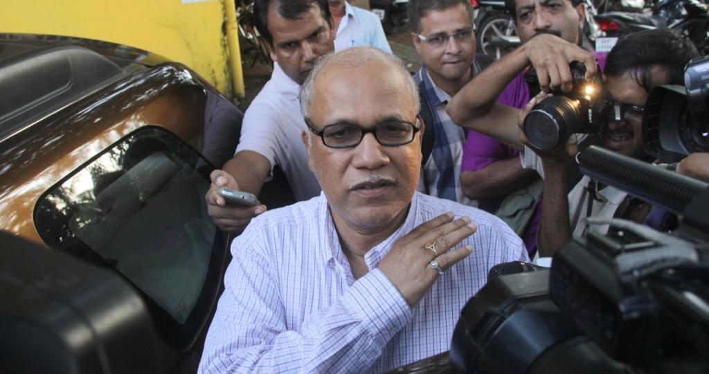गोवा कांग्रेस प्रमुख के इस्तीफे पर कोई चर्चा नहीं हुई : कामत