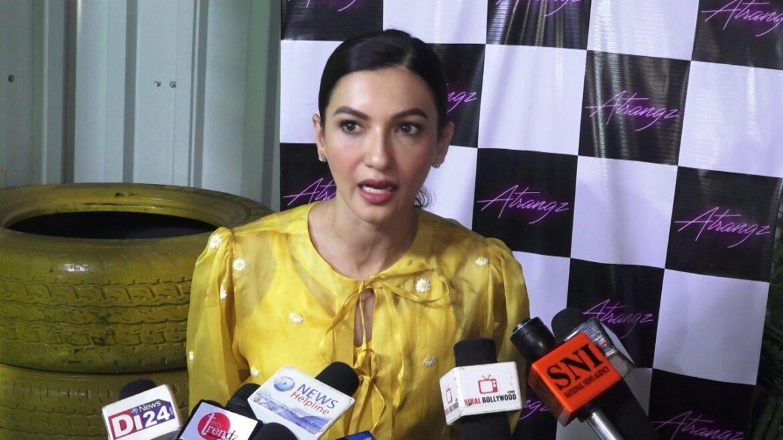 मैंने शादी के बाद से कोई छुट्टी नहीं ली : गौहर खान