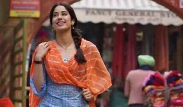 जाह्नवी के साथ आनंद एल राय की फिल्म 'गुड लक जेरी' की शूटिंग शुरू