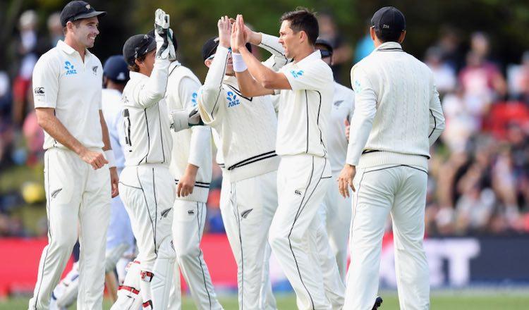 क्राइस्टचर्च टेस्ट: जेमिसन के पांच विकेट, पाकिस्तान 297 पर समेटा