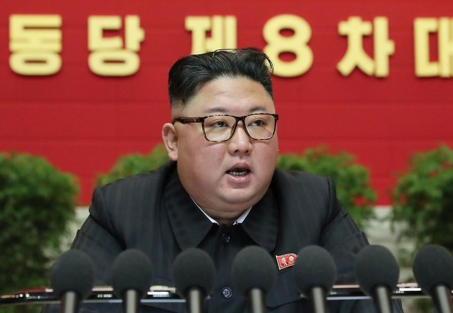 सत्तारूढ़ वर्कर्स पार्टी के जनरल सेक्रेटरी चुने गए किम जोंग-उन