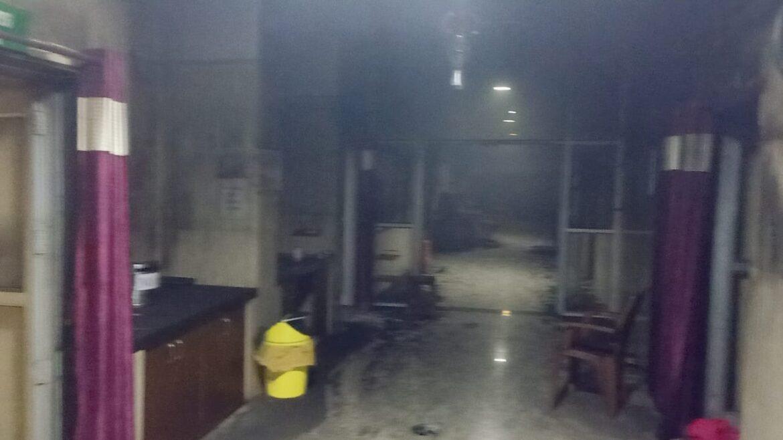 महाराष्ट्र में सरकारी अस्पताल में 10 शिशुओं की मौत