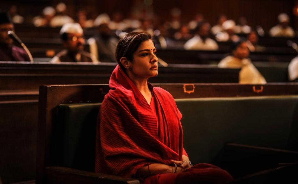 रवीना और संजय दत्त ने 'केजीएफ 2' के टीजर पर मिलीं प्रतिक्रियाओं पर चर्चा की