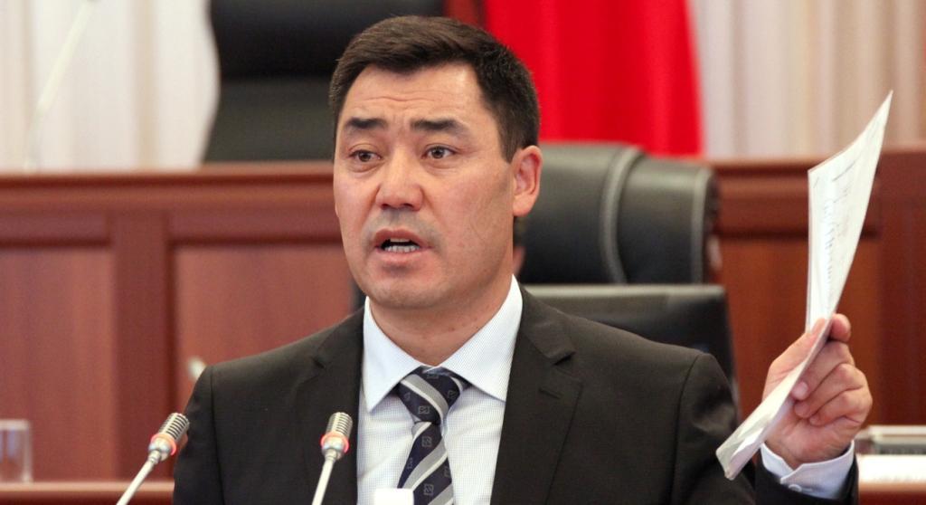 किर्गिस्तान में हुए राष्ट्रपति चुनाव में बढ़त पर हैं सदर झापारोव
